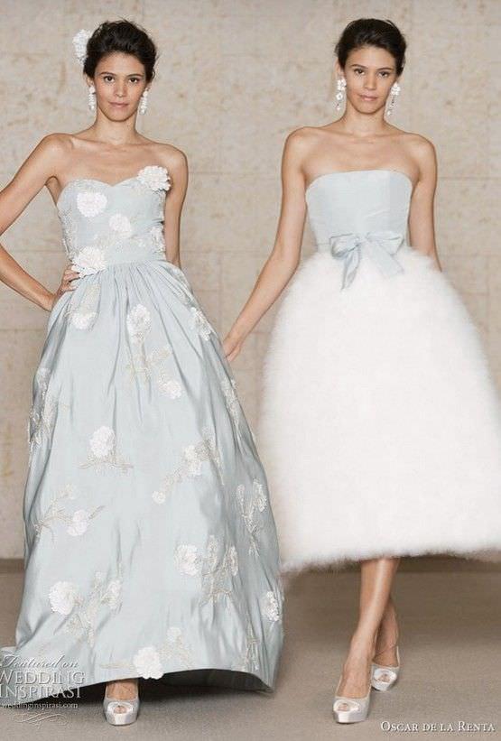 Весільні сукні 2012 колекція осін зима