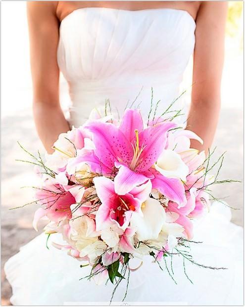 Весільний букет квіткові поради 40