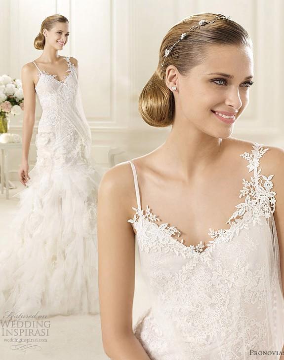 Весільні сукні 2013 2014 пре колекція від